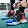 Men's Classic Sneakers Running Shoes Basketball Boots Athletic Sports High Top