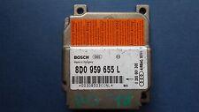 8D0959655L  0285001305  Airbagsteuergerät Audi A4 S4 B5 Coding 00106