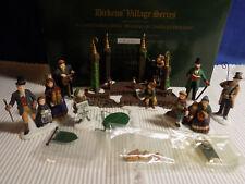 DEPARTMENT 56 DICKENS VILLAGE SERIES A CHRISTMAS CAROL READING  - 1997 - MIB