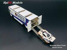 PreOrder Hpi 1:64 Benz Mrartini-Porsche transport truck 599 pcs