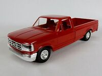 ERTL AMT 1994 Ford F150 Pickup XLT, 1:25 Scale, Crimson Red, Free Shipping #6292