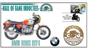 BMW MOTORCYCLE HALL OF FAME COVER, 1974 R90S