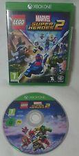 Xbox One Lego Marvel Super Heroes 2 Game Fun Kinder Spielen Konsole Free p&p