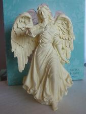 DELUXE ANGELO CUSTODE ARCANGELO DEL CUORE spiritualità fede soprammobile STATUA