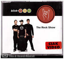 BLINK 182 - THE ROCK SHOW (3 TRACKS + VIDEO)