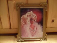 Vintage Barbie Doll House Picture of Barbie 1989