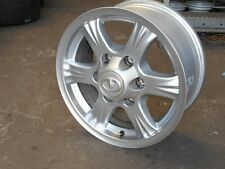 Great Wall V200 Genuine Alloy Wheels 16x7 set of 4 wheels