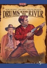 Drums Across the River (Audie Murphy) - Region Free DVD - Sealed