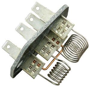 Blower Motor Resistor Pontiac w/AC 1965 1966 1967 1968 1969 1970 1971 1972 - J51