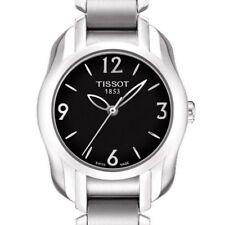 Runde polierte Tissot Quarz - (Batterie) Armbanduhren