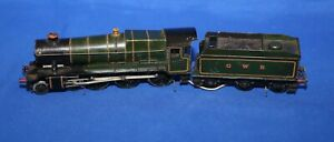 """Hornby Dublo Vintage GWR County Class Loco & Tender 1000 """"County of Middlesex"""""""