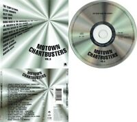 Motown Chartbusters Volume 3 CD Greatest Hits Very Best Of Collection Singles