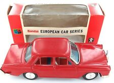 ".SCARCE c1960's BANDAI EUROPEAN CAR SERIES ""MERCEDES BENZ 250"" + ORIGINAL BOX."