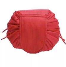 Lazy Makeup Organiser Drawstring Storage Magic Travel Pouch Cosmetic Make up Bag