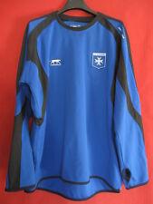Felpa AJ Auxerre Airness Vintage Maglia Calcio manica lunga - XXL