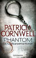 Phantom  Patricia Cornwell  Thriller  Taschenbuch  ++Ungelesenes++
