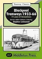 Blackpool Tramways: 75 Years of Streamliners by Stephen Lockwood (Hardback,...