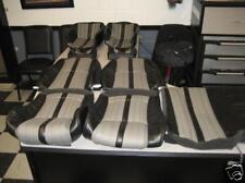 1993 2002 Pontiac Firebird Trans Am Seat Covers 4 non lumbar style seats NEW