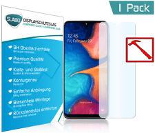 """Slabo PREMIUM Panzerglasfolie für Samsung Galaxy A20e KLAR """"Tempered Glass"""" 9H"""
