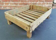 Caisse / clayette en bois  idéale Déco Vintage  réf 98