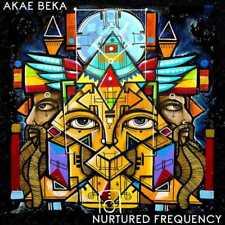AKAE BEKA - NURTURED FREQUENCY CD (Vaughn Benjamin of Midnite) Reggae NEW 2018