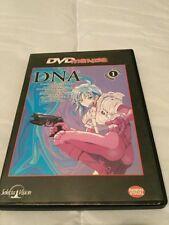 D.N.A 2 La serie Volumen 1 Capitulos 1-5 Dvd Anime