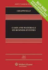Cases and Materials on Business Entities [Connected Casebook] (Aspen Casebook)