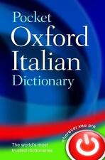 NEW - Pocket Oxford Italian Dictionary by Oxford Dictionaries