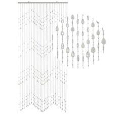 HAB & GUT Türvorhang KLUNKER, KLAR, Kunststoff, 90 x 200 cm