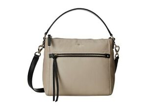Kate Spade New York KSNY Cobble Hill Small Harris Leather Shoulder Bag NEW