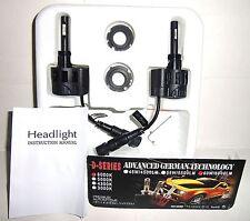 120 Watt/12000 lumen LED FAROS conversión d1s/d1r/d2s/d2r/d3s/d3r/d4s/d4c