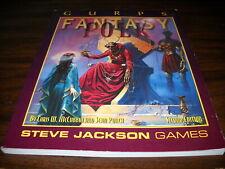 GURPS: Fantasy Folk: Second Edition