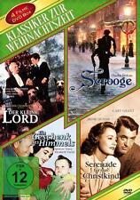 Klassiker zur Weihnachtszeit (2014) - 4 Filme - DVD - NEU&OVP