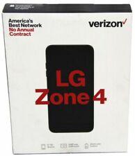Verizon Prepaid LG Zone 4 Cellphone Smartphone BRAND NEW SEALED
