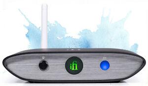iFi Audio ZEN BLUE - Bluetooth-Empfänger DAC - AAC, aptX, aptX HD, LDAC, 24/192
