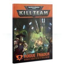 Warhammer 40k Kill Team Rogue Trader rule book - ENGLISH