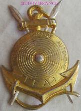 IN13437 - INSIGNE Groupement Nomade Autonome T.F.A.I, bouclier doré, pastille gr