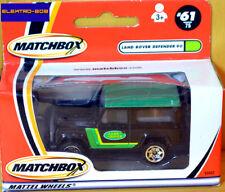 Matchbox Land Rover 90 [Black/Green] - New/Boxed/Rare [E-808]