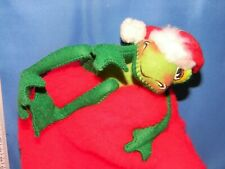 Vintage Annalee '94 Doll Figure Frog Bang Hat - Rare