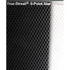 """New Schneider True-Streak 6-Point Star 4x5.65"""" Filter (Clear) 68-521656"""