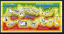Nederland 2003 Blok Kinderzegels 2211- muziekinstrumenten cat waarde € 7