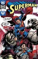 Superman #12 DC COMICS COVER A  Bendis Joe Prado 1ST PRINT  2019