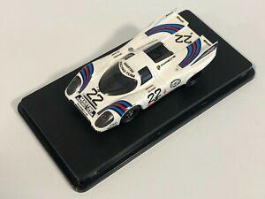 PROVENCE MOULAGE Kit Monté Porsche 917 Martini #22 Winner 24h Le Mans 1971 1/43