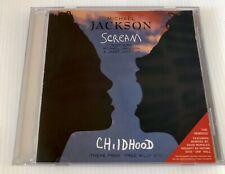 Michael Jackson Scream CD Single 1995 USA