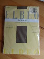 Elbeo alpha* Nylons 30 de  Strapsstrümpfe  Feinstrumpf  9,5-10 DIAMANT