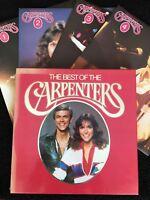 Carpenters - Best Of The Carpenters Box Set 4 x Vinyl LP GCAR- A-048 (1980) Ex