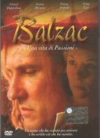 Dvd Balzac una vita di passioni GERARD DEPARDIEU JEANNE MOREAU