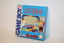 GLÜCKSRAD _ NINTENDO GAMEBOY _ GAME _ OVP _ BOXED