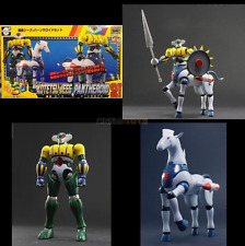 KOTETSU JEEG & Cavallo PANTHEROID SET Evolution Toy DYNAMITE METAL ACTION S