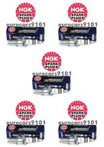 Set of (5) Porsche 911 NGK Spark Plugs 3981 BR9EIX